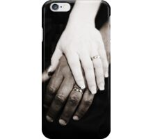 Loving Hands... iPhone Case/Skin