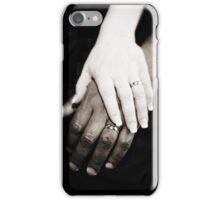 Loving Hands... iPhone Case/Skin