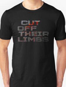Dead Space - Cut Off Their Limbs Unisex T-Shirt