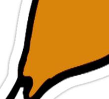 Drumstick Sticker