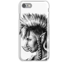 Punk Troll iPhone Case/Skin