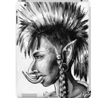 Punk Troll iPad Case/Skin