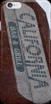 California Brick Sign... by Photos55