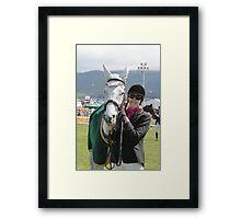 My Pony Calendar 2012 - Royal Hobart Show 2011-12 Framed Print