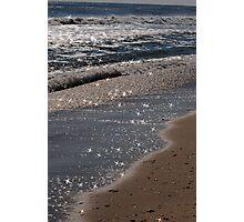 Sparkling Shores Photographic Print