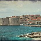 Medieval Old Town of Dubrovnik by MarieG