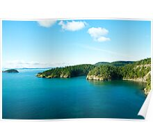 Deception Pass Poster