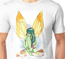 Fall Fairy Unisex T-Shirt