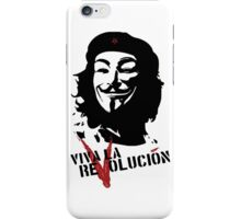 Viva la Revolución iPhone Case/Skin