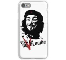 Viva la Revolución iPhone Case/Skin