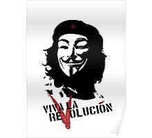 Viva la Revolución Poster
