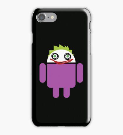 Jokeroid iPhone Case/Skin