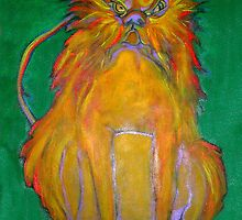 Mad Moggy by Karen Gingell