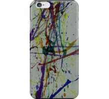 painting #3 iPhone Case/Skin