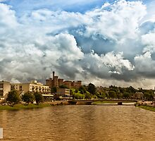 River Ness by Michael Bailey