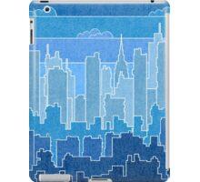 Rainbow urban iPad Case/Skin