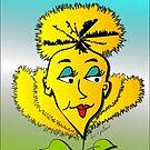 Daffy Daffodil by IrisGelbart