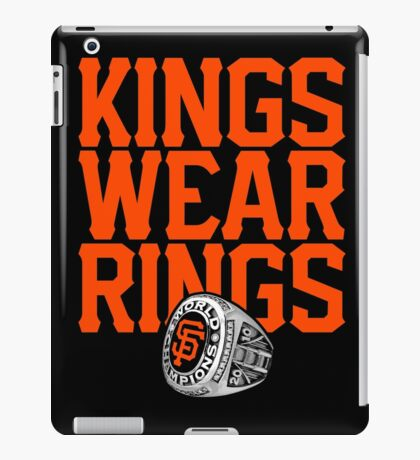 Giant Amongst Kings iPad Case/Skin
