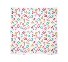 Children Numbers Scarf