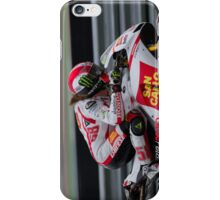 Marco Simoncelli in Assen iPhone case iPhone Case/Skin