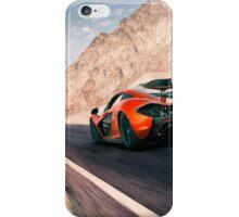 McLaren P1 King of the Desert iPhone Case/Skin