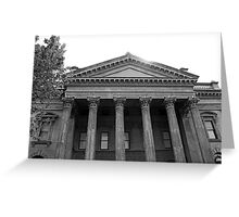 The Capital Theatre Greeting Card