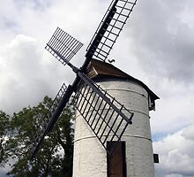 Ashton Windmill - Chapel Allerton, Somerset by kalaryder