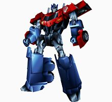 Robots in Disguise Optimus Prime Unisex T-Shirt