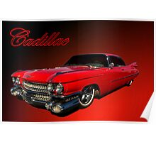 1959 Cadillac Low Rider Poster