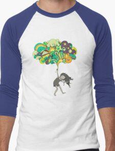 Dreams Men's Baseball ¾ T-Shirt