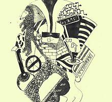 VTimesV Doodle by VTimesV