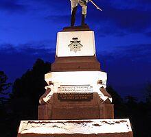 South African War Memorial in Bendigo by kitkat73