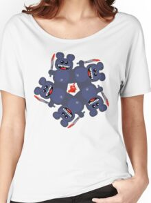 SAVAGE BEARS Women's Relaxed Fit T-Shirt