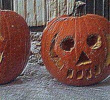 Petrified Pumpkin by Charldia