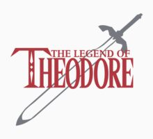 The Legend of Theodore Kids Clothes