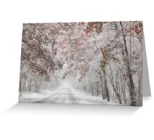 Autumn Wonderland Greeting Card