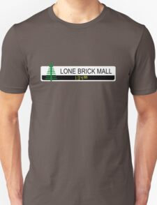 Lone Brick Mall T-Shirt