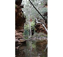 Reflections in the Gorge Photographic Print