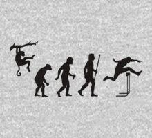 Evolution of Man and Hurdles by DesignMC