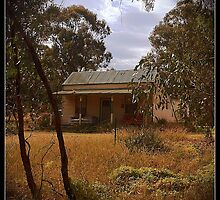 Goldfields' Miner's Cottage by Susan Henry