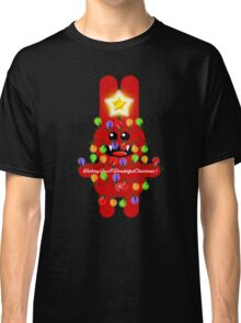 CHRISTMAS RABBITT Classic T-Shirt