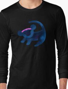 Simba (Dark Blue) Long Sleeve T-Shirt