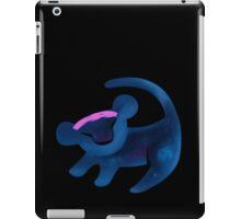 Simba (Dark Blue) iPad Case/Skin