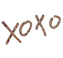 xoxo sprinkles by Lindsay Brandes