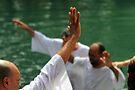 Baptised in the Jordan river #21 by Moshe Cohen