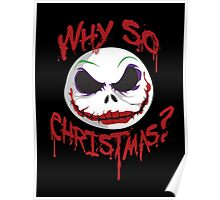 Why So Christmas? Poster