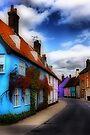 Bridge Street Bungay by Darren Burroughs
