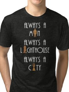 Bioshock Infinite - Always Tri-blend T-Shirt