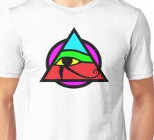 Horus' Pyramid Unisex T-Shirt