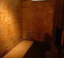 gaol cell by simonecoleman